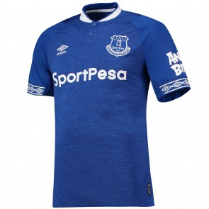 Everton FC 2018/2019 Home Shirt